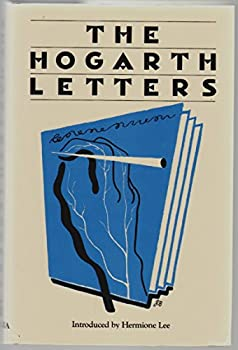 The Hogarth Letters 0820308277 Book Cover