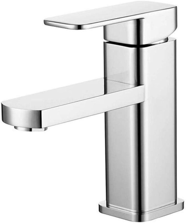 Brass Kitchen Modern Basin Brass Sanitary Faucets Tap for Bathroom Plumbing Fixtures