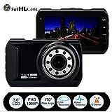 Damark 3'' Dash Cam HD 1080P Car Camera DVR Video Recorder 170 Wide Angle Night Vision Description Dash Cam