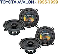 Compatible with Toyota Avalon 1995-1999 Factory Speaker Replacement Harmony (2) R5 Package New