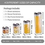 Zoom IMG-1 homelody contenitori alimentari pasta con