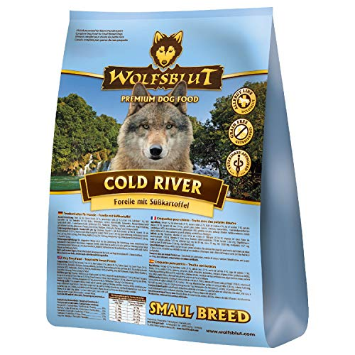 Wolfsblut | Cold River Small Breed | 15 kg