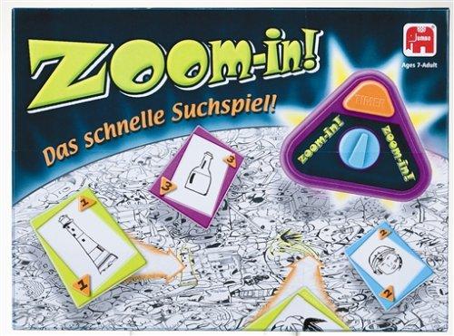 Zoom in - Das schnelle Suchspiel