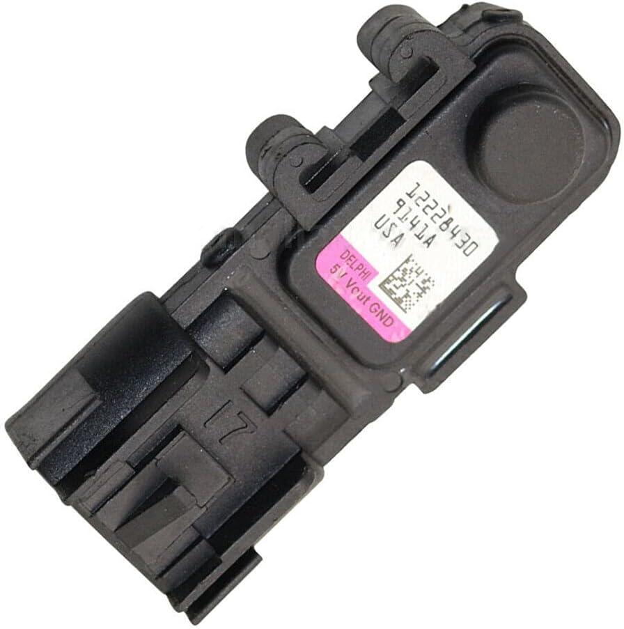KAKAUTO 1PCS 12228430 28263126 28046641 MAP Sensor Pressure Sens