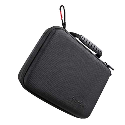 Medium Carrying Case Protective Storage Bag Compatible with GoPro Hero 9/8/7/(2018)/6/5 Black,Session 5/4,Hero 3+,DJI Action Camera and More- Perfect...