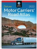 2022 Deluxe Motor Carriers' Road Atlas (Rand McNally Motor Carriers' Road Atlas DELUXE EDITION)