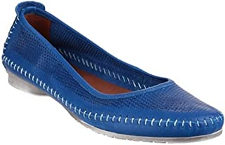 Riva Womenes/Ladies Brindisi Slip On Leather Shoe