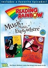 Reading Rainbow: Music, Music, Everywhere