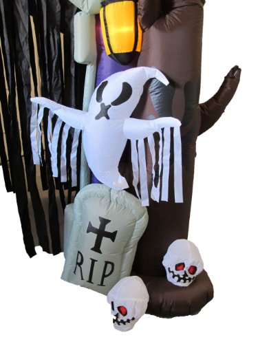 Haunted House Inflatable Archway
