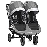 Baby Jogger City Mini Double GT Passeggino, Steel Gray/Sand