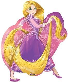 Anagram Rapunzel Super Shape Mylar Balloon