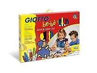 ジョットフィラベベスティック&カラー12本入りSuperpennarelli 10 Superpastelloni 871, 467100.0