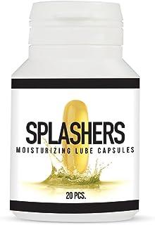 SHOTS PHA077-M Splashers - vochtinbrengende glijmiddelcapsules - 20 stuks
