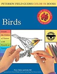 Birds (Peterson Field Guide Color-In Books)