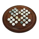 ShalinIndia - Juegos de mesa artesanales de madera hechos a mano de la India