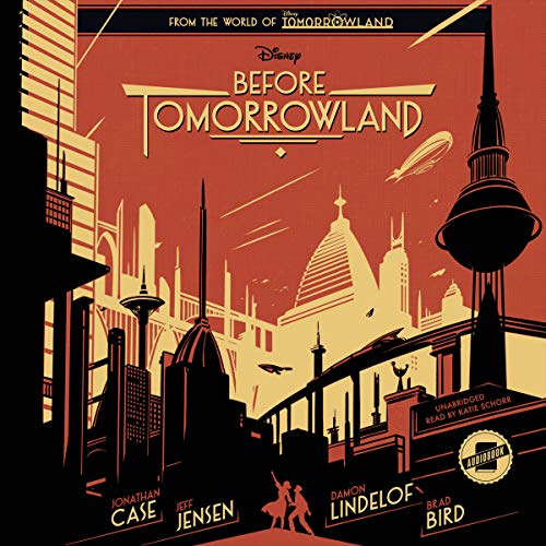 Before Tomorrowland audiobook cover art