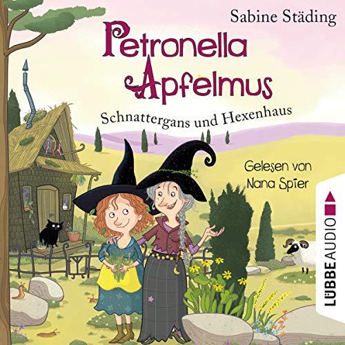 Schnattergans und Hexenhaus audiobook cover art