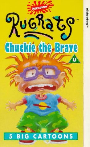Rugrats - Chuckie The Brave