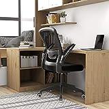 AXRUNZE オフィスチェア 事務用椅子 チェア 人間工学椅子 通気性抜群 昇降機能付き ロッキング機能