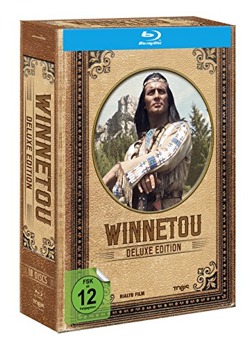 Winnetou - Deluxe Edition [Blu-ray]