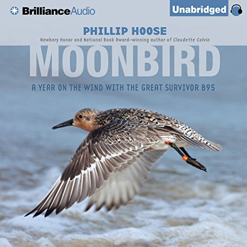 Moonbird audiobook cover art