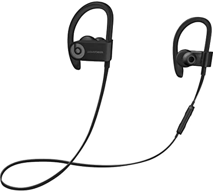 Beats By Dr. Dre Powerbeats3 Wireless In-Ear Stereo Headphones Bluetooth - Black (Refurbished)