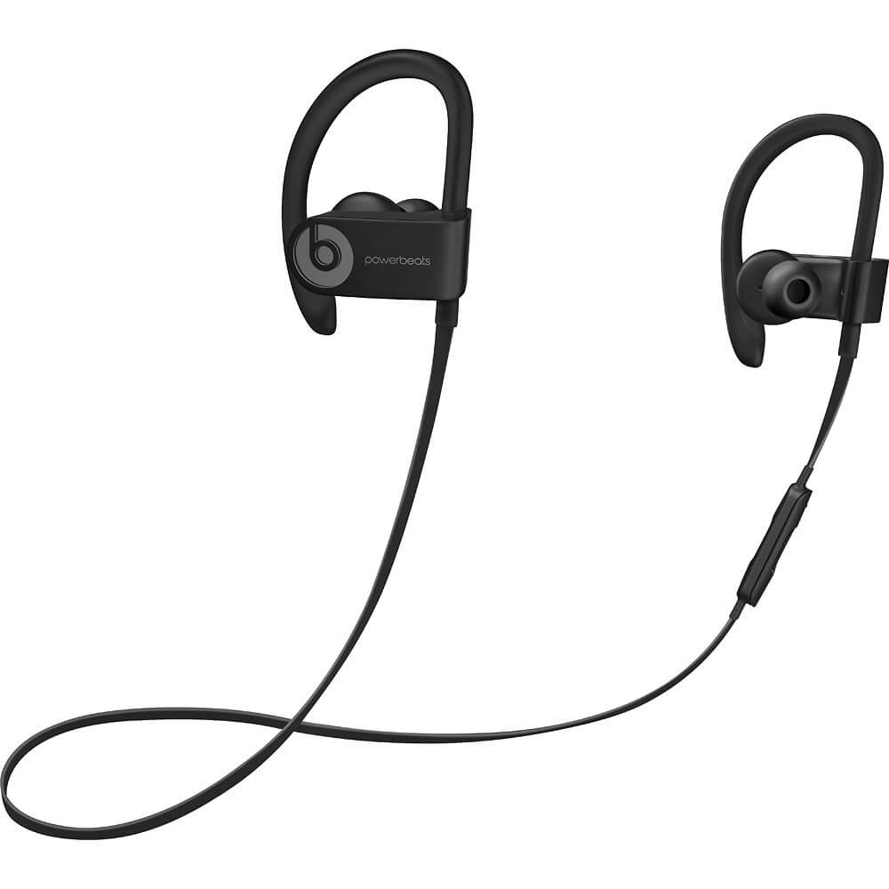 Amazon Com Beats By Dr Dre Powerbeats3 Wireless In Ear Stereo Headphones Bluetooth Black Renewed Electronics