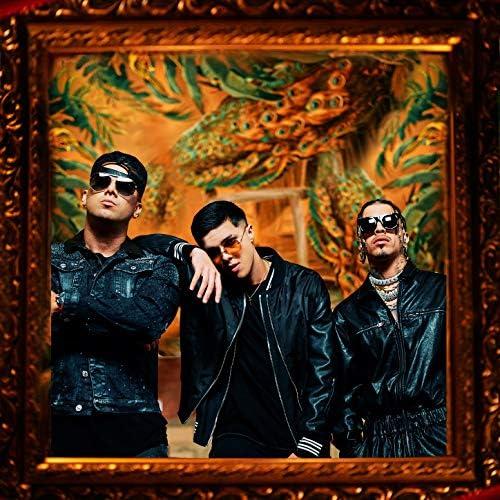 Chris Andrew, Rauw Alejandro & Wisin feat. Los Legendarios