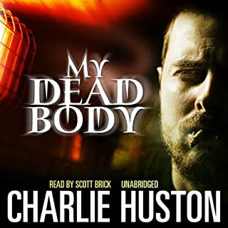 My Dead Body audiobook cover art
