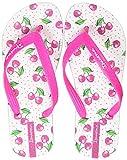 Ipanema Temas IX Kids, Chanclas, White Pink, 37 EU