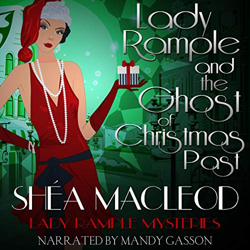 Lady Rample and the Ghost of Christmas Past audiobook cover art