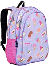 Wildkin 15 Inch Kids Backpack for Boys & Girls, 600-Denier Polyester Backpack for Kids, Features Padded Back & Adjustable Strap, Perfect Size for School & Travel Backpacks, BPA-free (Sweet Dreams)