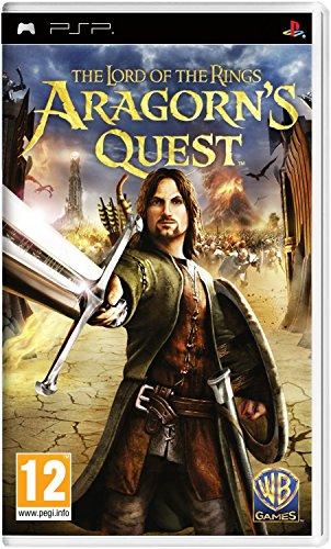 Lord of the Rings: Aragorn's Quest (Sony PSP) [Edizione: Regno Unito]