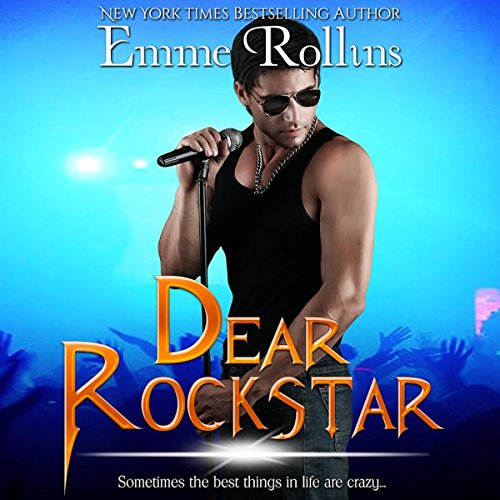 Dear Rockstar audiobook cover art