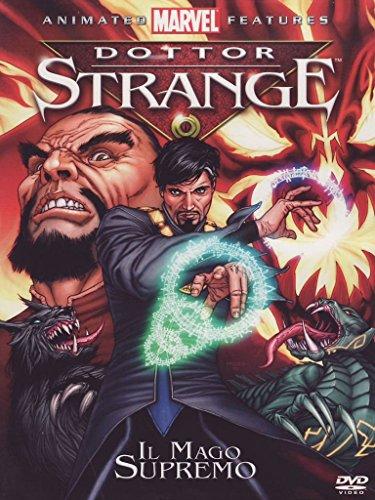 Dottor Strange - Il Mago Supremo (Dvd+Gadget) [Italian Edition]