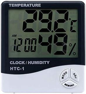 ZAUSS HTC-1 Termometre Higrometre Nem Ölçer