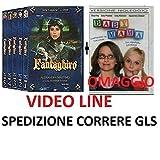 Fantaghirò - La Serie Completa (10 DVD) Edizione Italiana