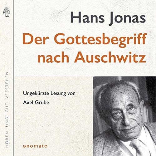 Der Gottesbegriff nach Auschwitz Titelbild