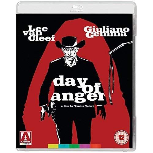 Day Of Anger (3 Blu-Ray) [Edizione: Regno Unito] [Edizione: Regno Unito]