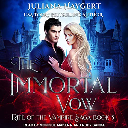 The Immortal Vow audiobook cover art