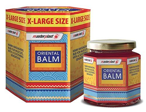 MASTERPLAST® Bálsamo oriental extragrande, alivio muscular y cómodo, listo para usar 100 g