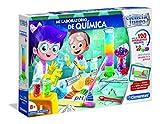 Clementoni-Mi Laboratorio De Química Juego Educativo para Niños, Multicolor (55287)