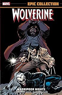Wolverine Epic Collection: Madripoor Nights (Wolverine (1988-2003))