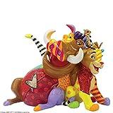 Disney Britto, Figura de Timón, Pumba y Simba de 'El Rey León', Enesco