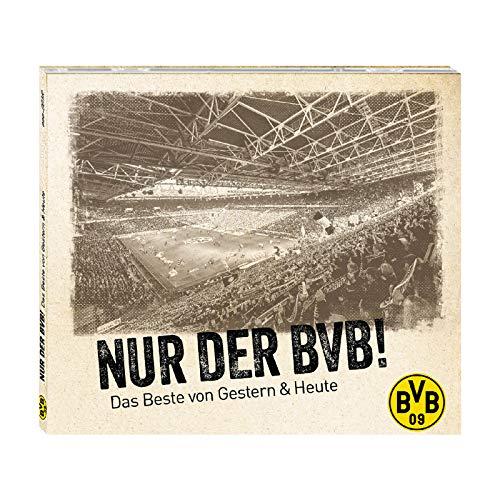 Borussia Dortmund BVB-Doppel-CD: Nur der BVB! one Size