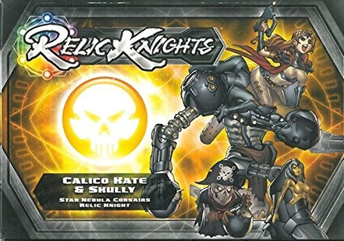Relic Knights: Dark Space Calamity: Calico Kate
