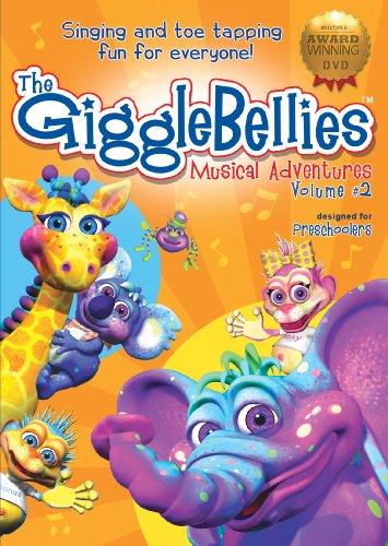 The GiggleBellies Musical Adventures Volume #2