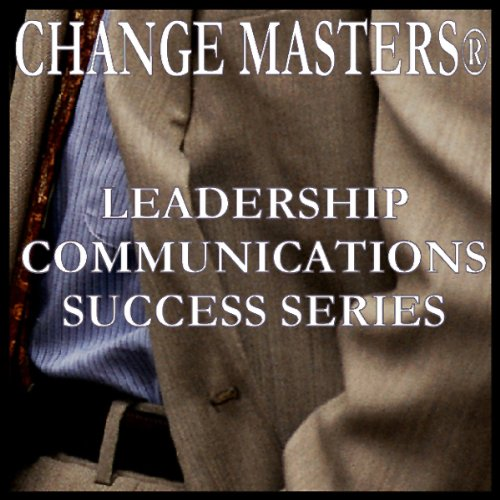 Increase Your Impact as a Presenter                   By:                                                                                                                                 Change Masters Leadership Communications Success Series                               Narrated by:                                                                                                                                 Carol Ann Keers                      Length: 13 mins     4 ratings     Overall 4.8