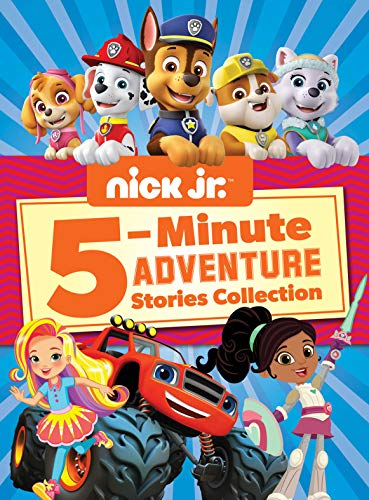 Nick Jr. 5-Minute Adventure Story Collection (Multi-property) (Multiproperty)