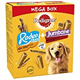 PEDIGREE Rodeo Duos & Jumbone Medium Mega Box